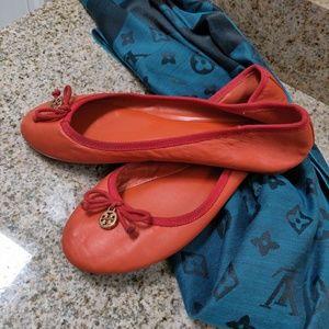 WKND SALE💥Tory Burch Chelsea Ballerina Flats